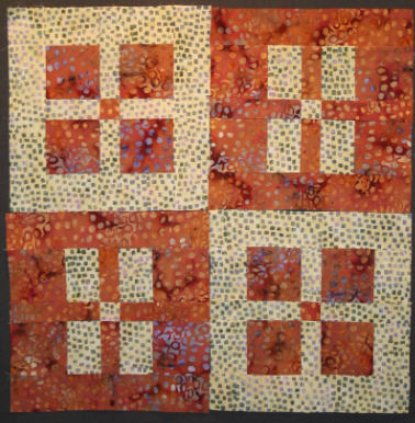 Big Rectangle Blocks Quilt - Free Quilt Patterns, Baby