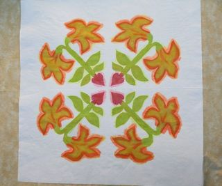 Margaret's Applique